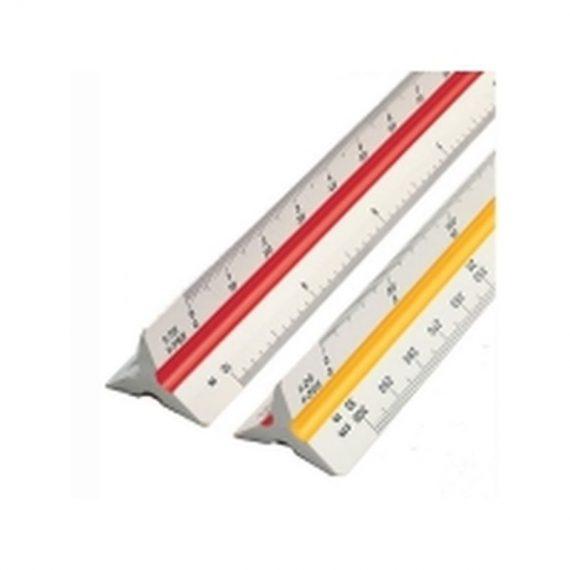 ΚΛΙΜΑΚΟΜΕΤΡΟ RAINBOW 30cm (1:100-1:200-1:250-1:300-1:400-1:500)
