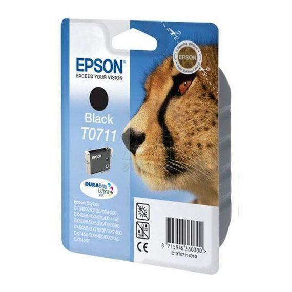 ΜΕΛΑΝΙ EPSON T 071140 STYLUS DX4050 BLK (C13T071140)