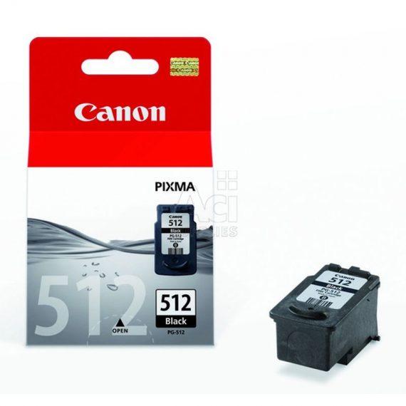 ΜΕΛΑΝΙ CANON PG-512 BLACK (2969B001)