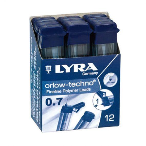 ΜΥΤΕΣ LYRA 0.7mm ΗΒ