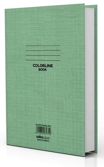 ΕΞΗΓΗΣΕΙΣ ΧΑΡΤΟΝΕ Α4 96φ. ΛΕΥΚΑ COLORINE (7972)