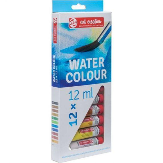 WATER COLOUR TALENS ART CREATION 12ml ΣΕΤ (12 τμχ)